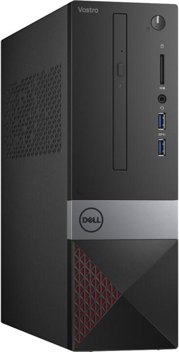 Dell Vostro 3471 SFF, černá