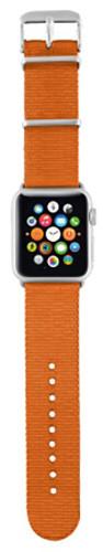 Trust náramek pro Apple Watch 38mm, oranžová