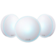 ASUS Lyra (MAP-AC1300), 3ks