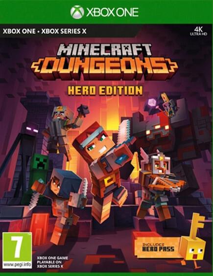 Minecraft Dungeons - Hero Edition (Xbox)