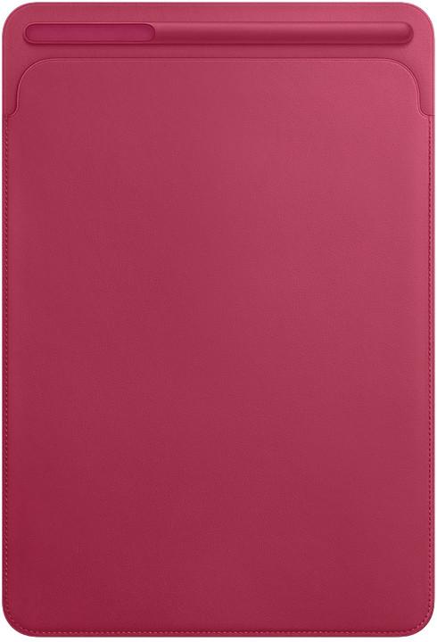 "Apple iPad Pro 10,5"" Leather Sleeve pouzdro, fuchsiová"