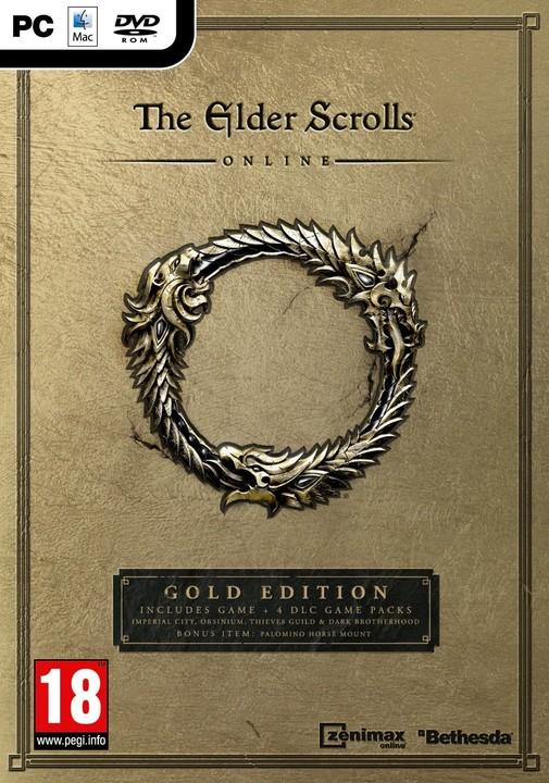 The Elder Scrolls Online - Gold Edition (PC)