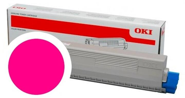 OKI 47095702, magenta