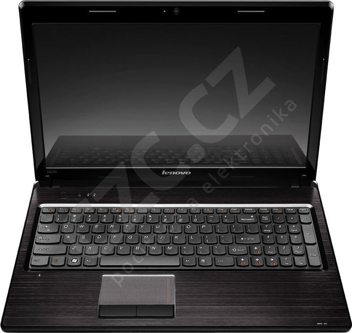 Lenovo IdeaPad G570A, Dark Metal
