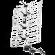 Emos ASP-25, 40dBi, venkovní