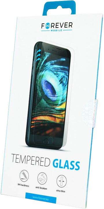 FOREVER tvrzené sklo pro Samsung Galaxy S20, 5D, čirá