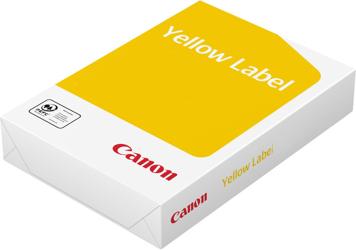 Canon papír Yellow Label A3 80g 500 listů