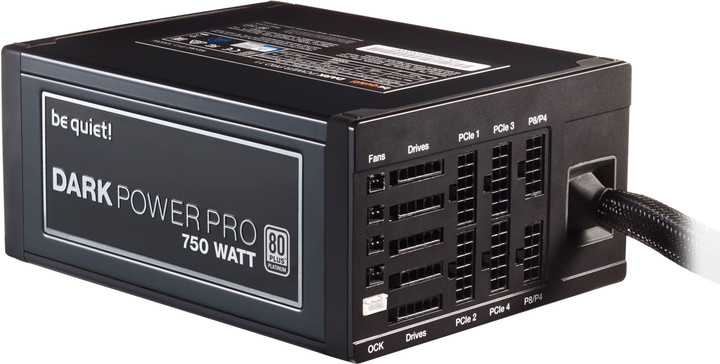 Be quiet! Dark Power Pro 11 - 750W