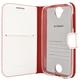 FIXED FIT pouzdro typu kniha pro Acer Liquid Z330/M330, bílé