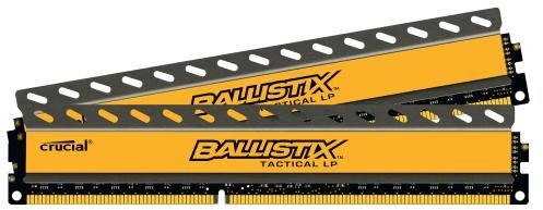 Crucial Ballistix Tactical 16GB (2x8GB) DDR3 1600 LP