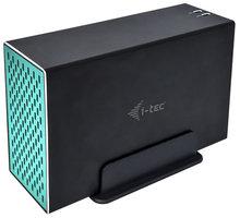 "i-tec RAID case 2x 3.5"" - CAMYSAFEDUAL35"