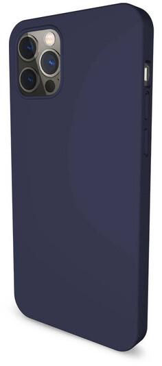 """EPICO silikonový kryt pro iPhone 12/12 Pro (6.1""""), tmavě modrá"""
