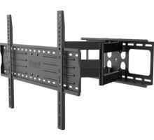 Stell SHO 3610 mk2 SLIM výsuvný držák TV, černá - 35052889