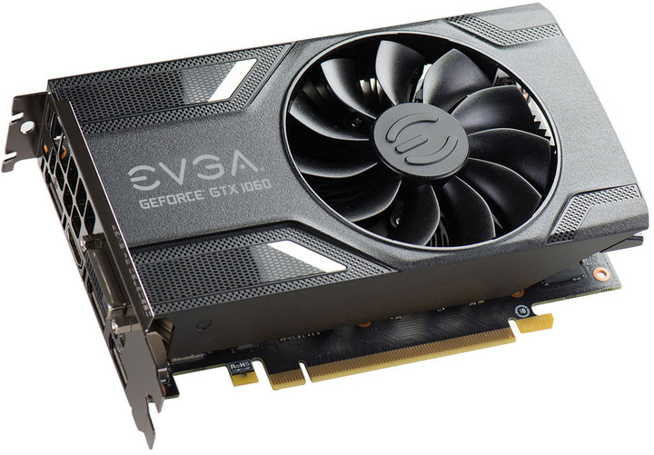 EVGA GeForce GTX 1060 Gaming, 6GB GDDR5