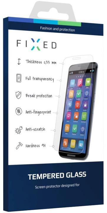 FIXED ochranné tvrzené sklo pro Honor 6X, 0.33 mm