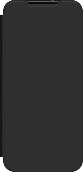 Samsung flipové pouzdro pro Samsung Galaxy A02s, černá
