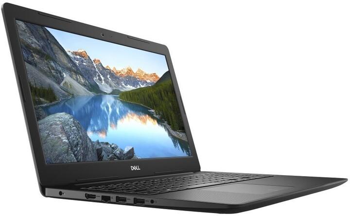 Dell Inspiron 15 (3593), černá