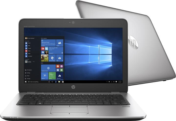 HP EliteBook 725 G3, stříbrná