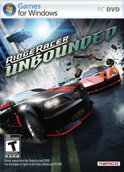 Ridge Racer Unbounded (PC)