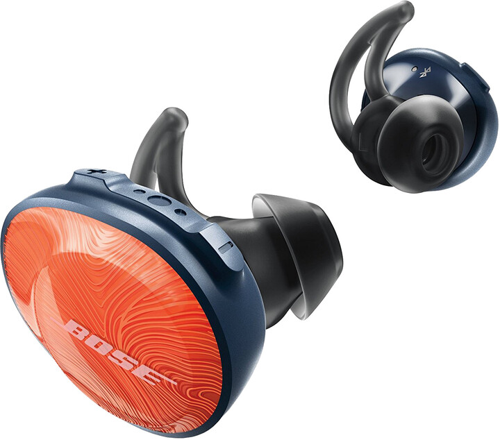 Bose SoundSport Free, oranžová