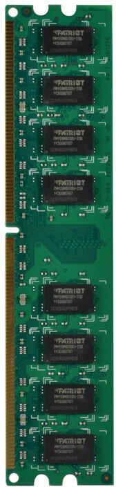 Patriot Signature Line 1GB DDR2 800