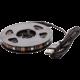 OPTY USB LED pás 180cm, RGB, integrovaný ovladač