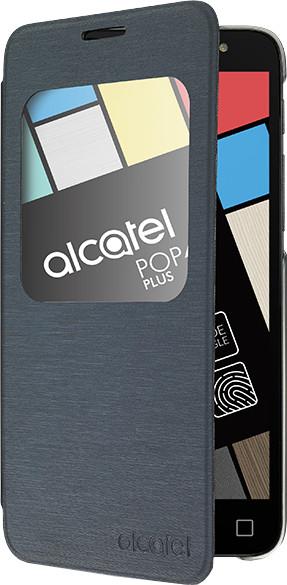 ALCATEL flipové pouzdro pro Pop 4+ (EU Blister), černá