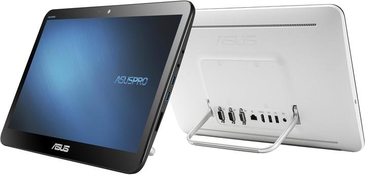ASUS Pro A4110-WD009M, bílá