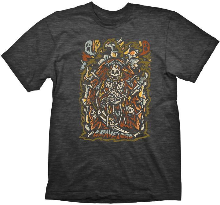 Tričko Dark Souls - Gravelord (XL)