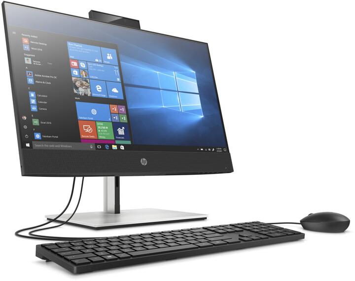 HP ProOne 440 G6 24, černá