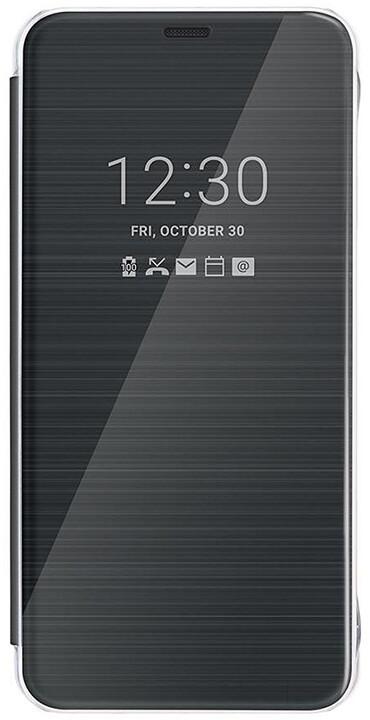 LG Quick Cover Clear CFV-300 pro LG G6, černá