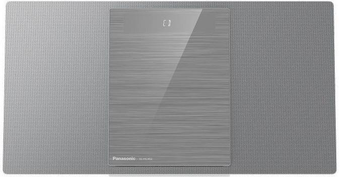 Panasonic SC-HC402EG-S, stříbrná