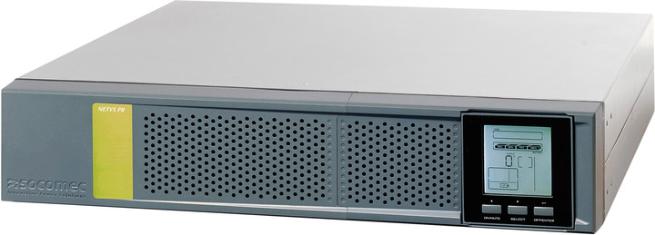 Socomec NeTYS PR-E 1100/880W