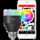 MiPow Playbulb Smart chytrá LED Bluetooth žárovka, černá  + Voucher až na 3 měsíce HBO GO jako dárek (max 1 ks na objednávku)
