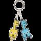 Klíčenka Minecraft Dungeons - Keys