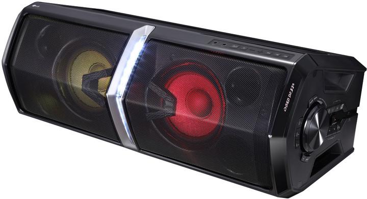 LG FH6, černá