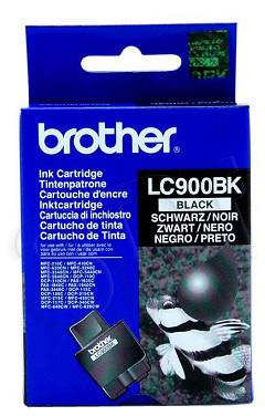Brother LC-900BK, černá