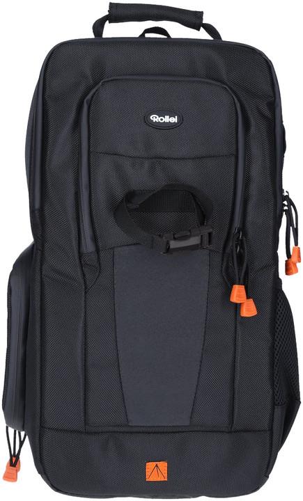 Rollei batoh na zrcadlovku Fotoliner Sling bag