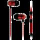 SoundMAGIC E50, černo-červená  + 300 Kč na Mall.cz