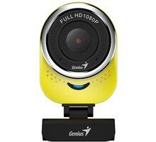 Genius QCam 6000, žlutá - 32200002403
