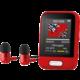Sencor SFP 7716 - 16GB, červená