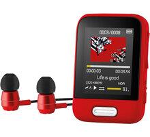 Sencor SFP 7716 - 16GB, červená - SFP 7716 RD