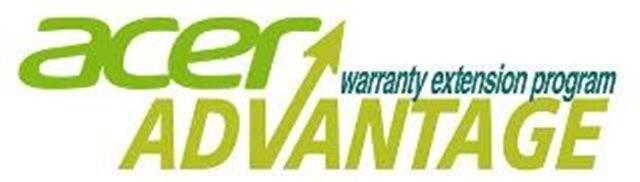 Acer rozšíření záruky Advantage na 3 roky se zasláním do servisu (carry in) - Netbook