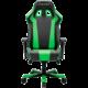 DXRacer King OH/KS06/NE, černá/zelená