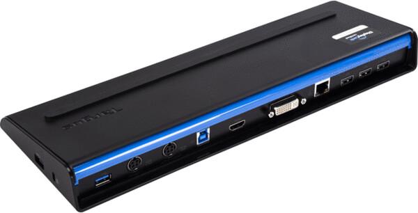 Targus dokovací stanice SuperSpeed Dual Video, USB 3.0, HDMI, DVI, GigE