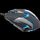 E-Blue Auroza Gaming, černá  + Podložka pod myš CZC G-Vision Dark, L (v ceně 250 Kč)