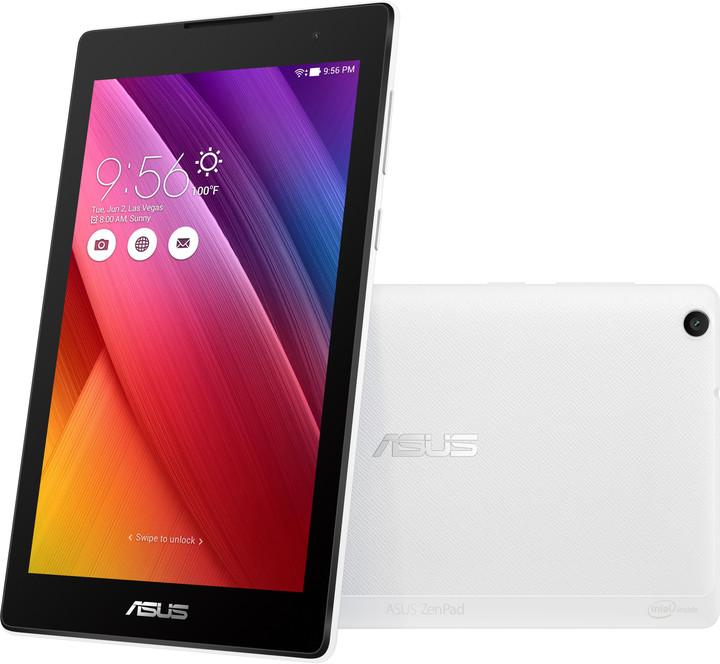 """ASUS ZenPad C 7"""" - 16GB, bílá"""