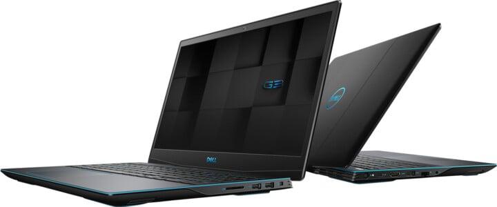 Dell G3 15 Gaming (3590), černá