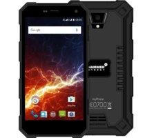myPhone HAMMER ENERGY LTE, 2GB/16GB, Black Elektronické předplatné čtiva v hodnotě 4 800 Kč na půl roku zdarma