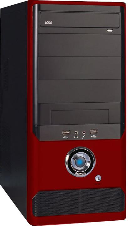 Crono MT-40, černá/červená